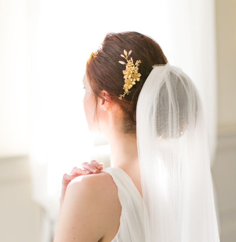 victoria-millesime, gold-dust-grecian-tendril-hair-comb, Image by Anneli Marinovich