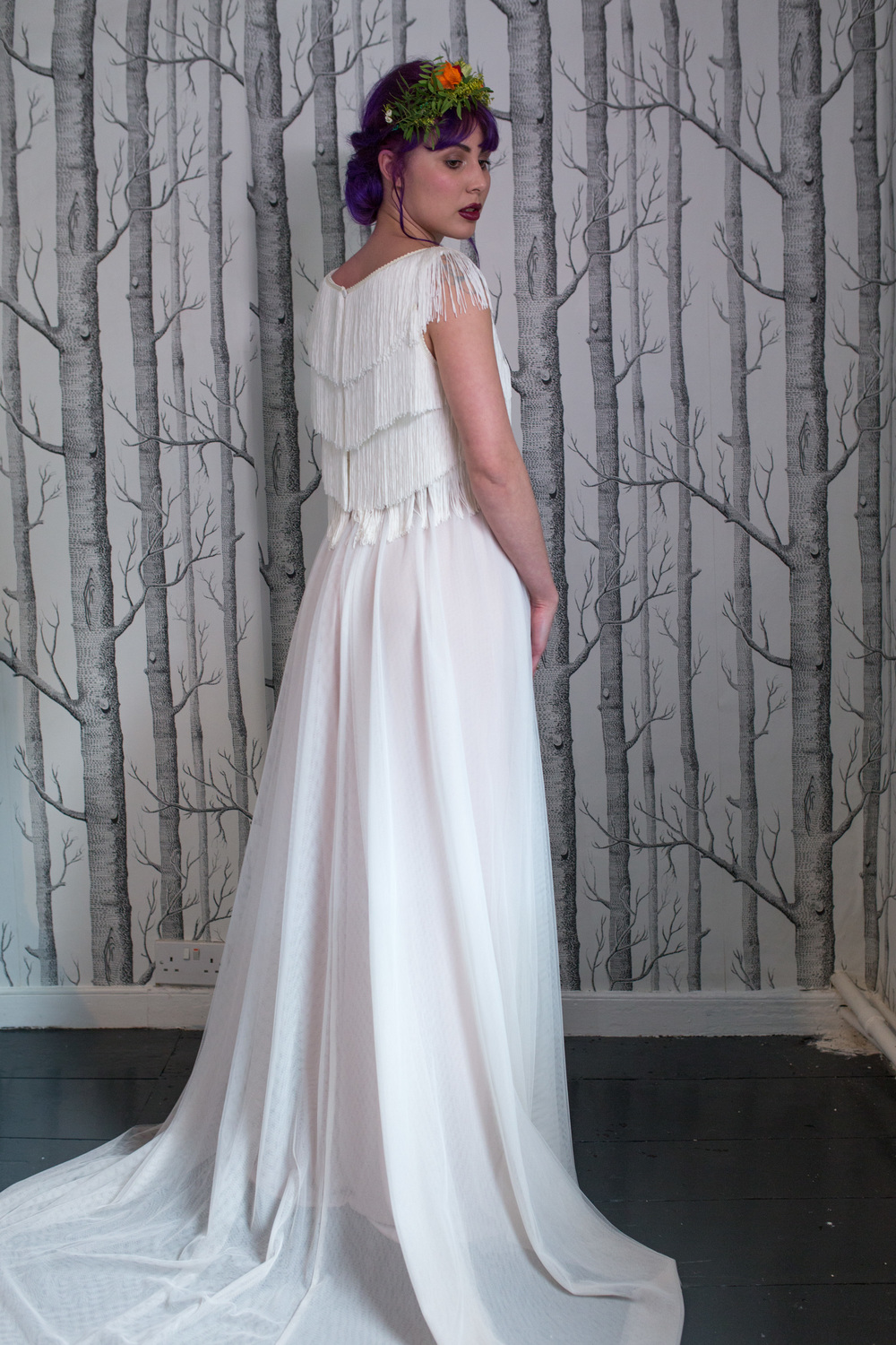 960236e337954f Beautiful, quirky & bespoke bridal wear from Lucy Can't Dance - UK ...