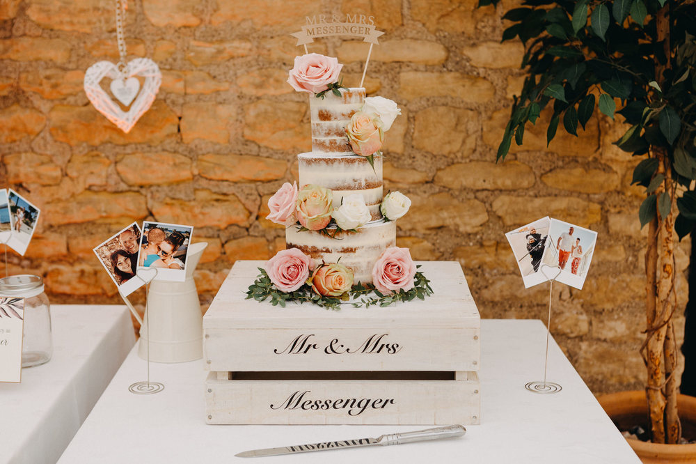 A Beautiful Floral Shabby Chic Cambridgeshire Wedding At