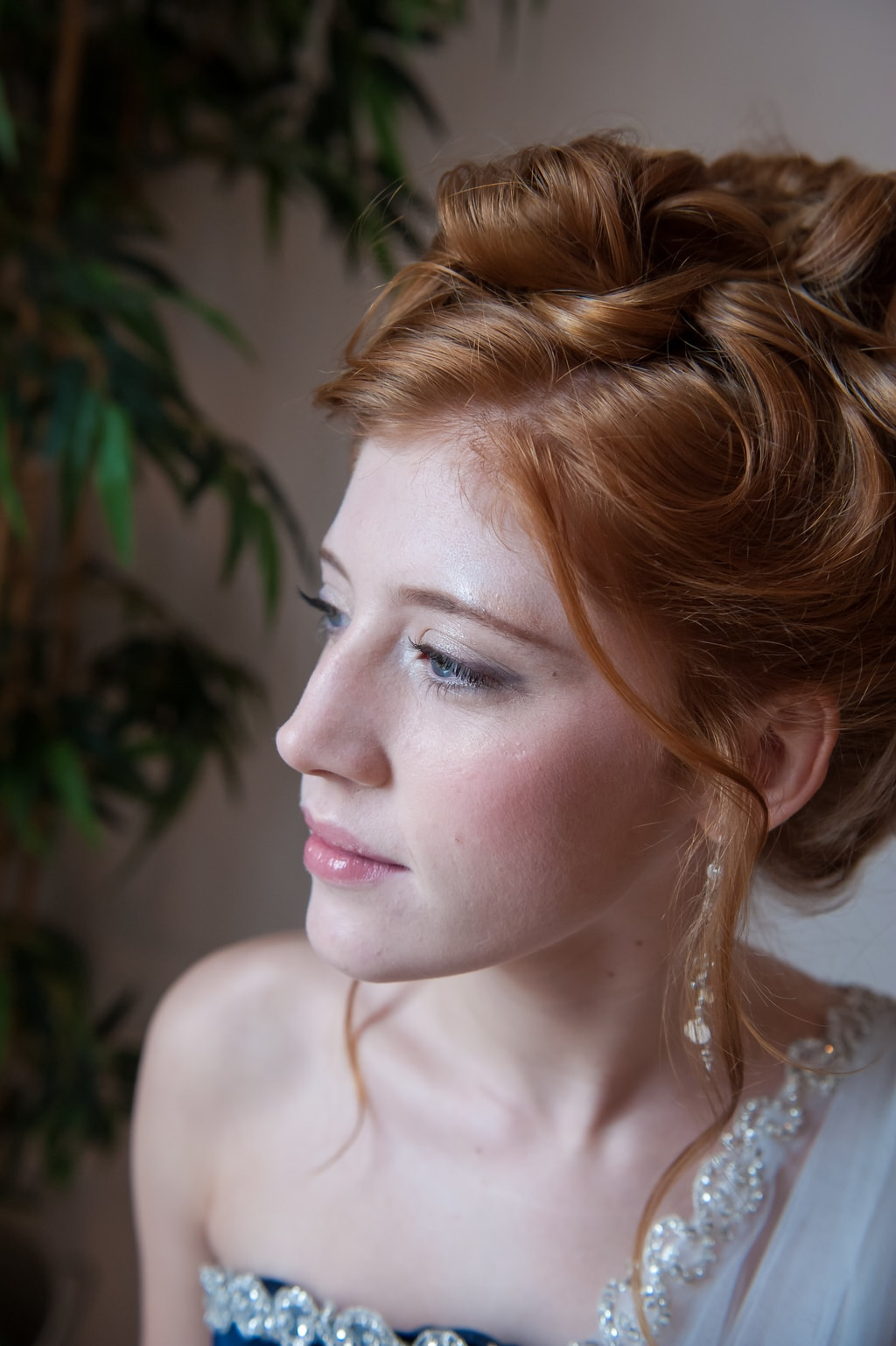celestial isnpired wedding, beauty look by retromorphosist, kat forsyth photography
