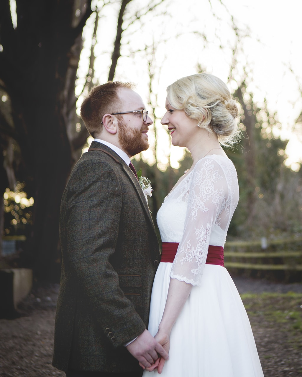 jane eyre inspired wedding - Katrina Matthews Photography
