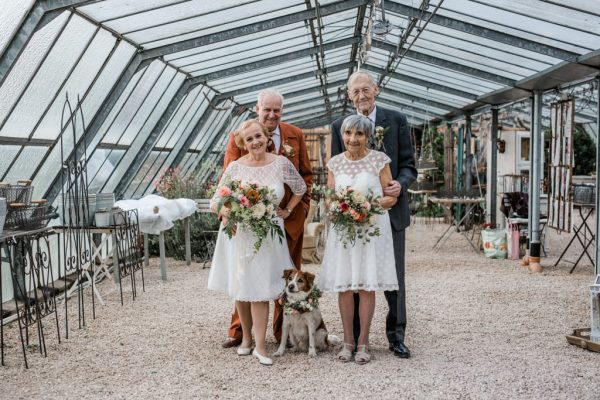 The Golden Years ~ Strength, Love and Commitment in Marriage