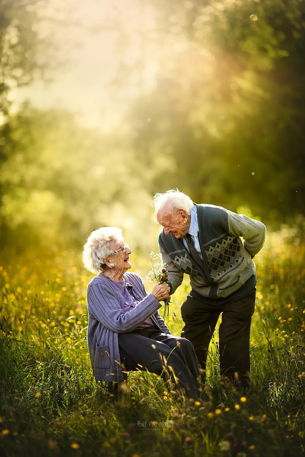 growing old together - long term love - lasting marriage - Sugata Setia - But Natural Photography
