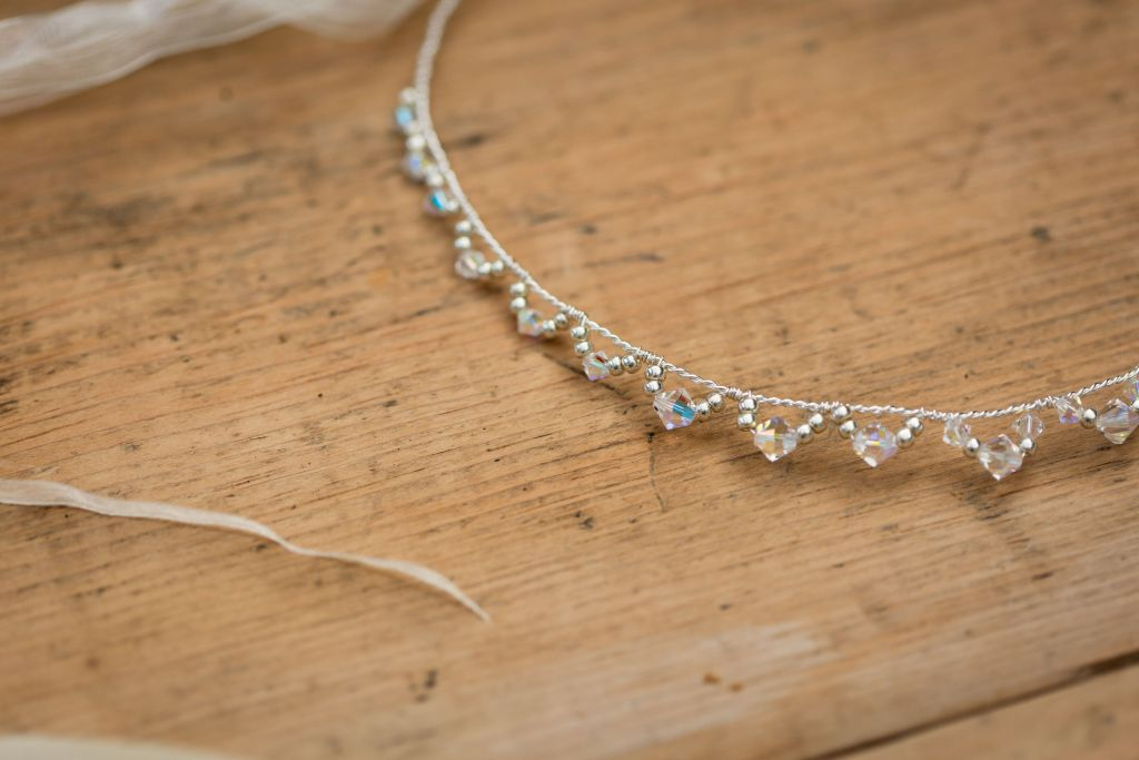 bridal accessories - Dreaming Spires collection - Glorious by Heidi - Kryssy