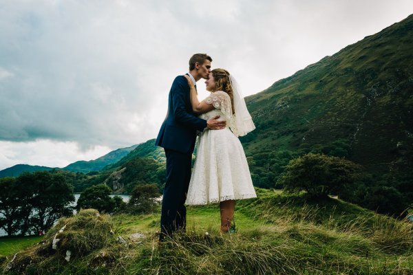 A Gorgeous and colourful Wildlife inspired Wedding in North Wales with pretty handcrafted details