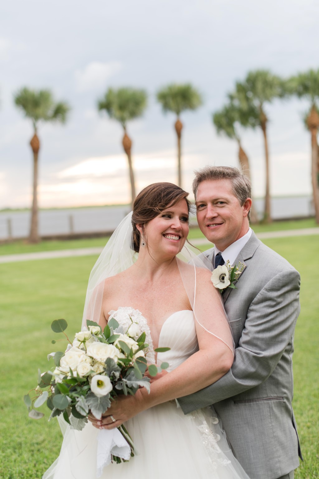 water inspired intimate wedding - Meredith Ryncarz Photography