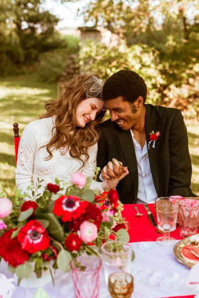 Strawberry Fields Forever ~ A fruity 70s inspired wedding styled shoot