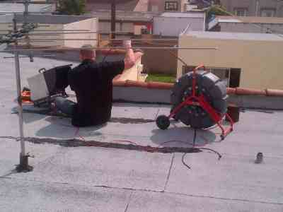 Los Angeles Real Estate Sewer Line Inspection