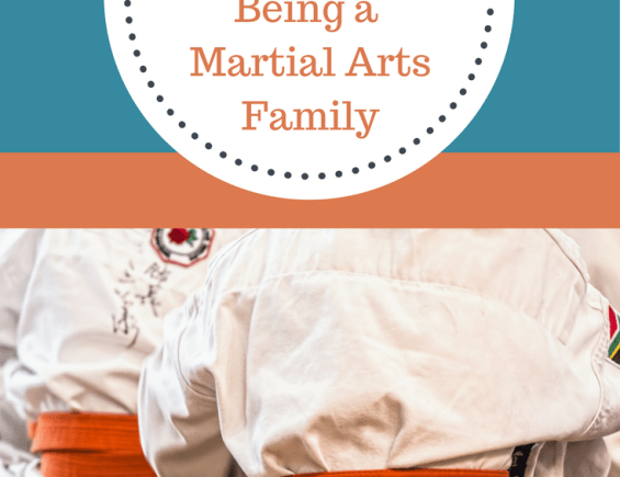 4 Reasons We Love Being a Martial Arts Family