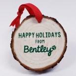 Bentley ornament (back) - $5 each