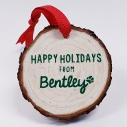 Bentley ornament (back) - $5 each