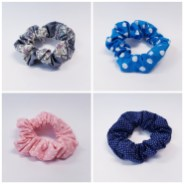 Assorted scrunchies - $2 each