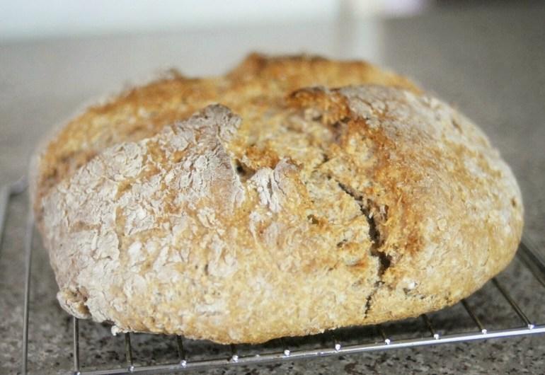 Recipe -Irish Soda Bread