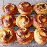 Danish Raisin Swirls (Pain aux Raisins) 葡萄丹麥酥卷