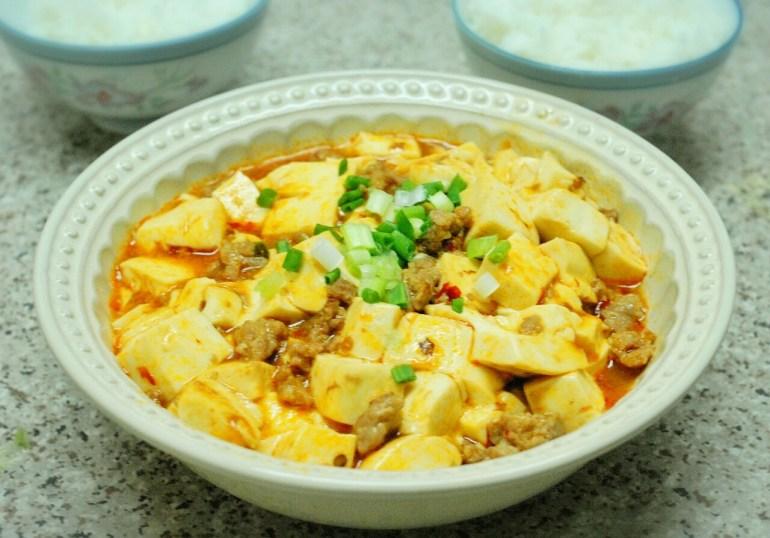 Recipe - Ma Po Tofu