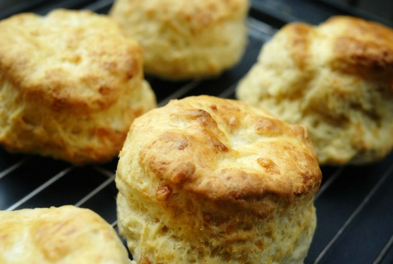 Recipe - Classic Cheese Scones