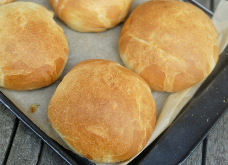 Recipe - Burger Buns