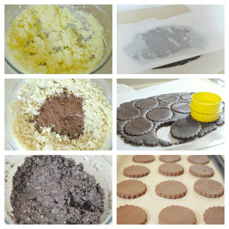 Recipe - Homemade OREO Cookies