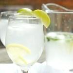 Ginger Lemonade 薑汁檸檬水