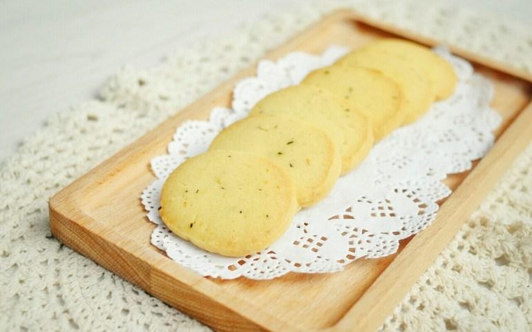 檸檬紅茶餅乾 Lemon Black Tea Cookies