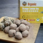 香橙檸檬松露巧克力 Orange Lemon Chocolate Truffles