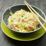 Golden Egg Fried Rice 黃金蛋炒飯