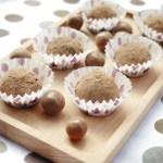 Maltesers Gluntinous Rice Balls /Mochi 麥提莎糯米糍
