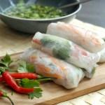 Vietnamese Spring Rolls 越式春卷