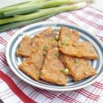 Kimchi Pancakes (Kimchijeon) 韓式泡菜煎餅