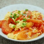 Foolproof Recipe : Tomatoes with Scrambled Eggs 蕃茄炒蛋