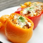 Stuffed Bell Peppers 焗釀甜椒
