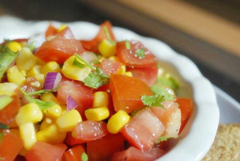 Recipe - Tomato Salsa