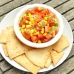 Healthy Tomato Salsa 健康莎莎醬
