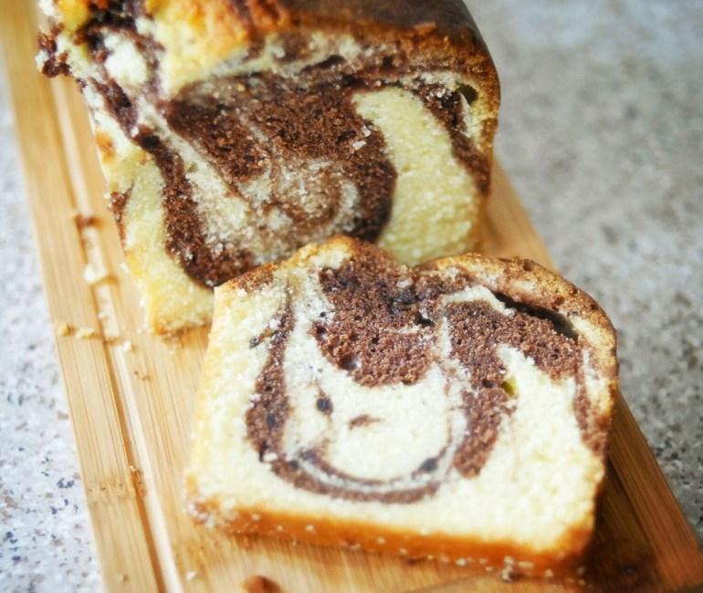 Recipe - Chocolate Marble Cake