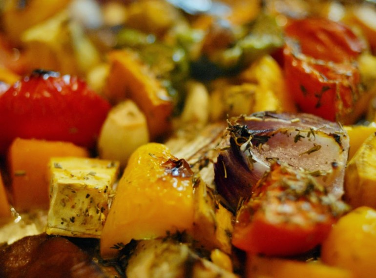 Recipe - Grilled Mediterranean Vegetables