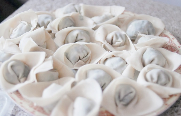 Recipe - Chinese Dumplings