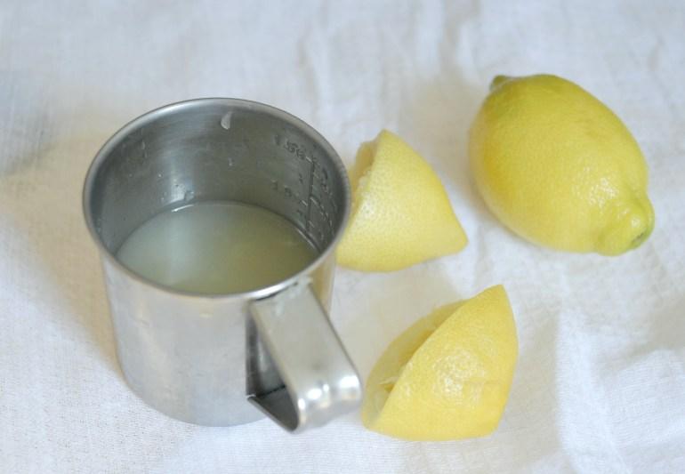 Recipe -Ginger Lemonade