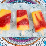 Healthy Fruit Popsicles 健康水果雪條