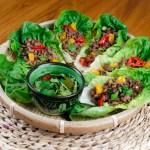 Beef Lettuce Wraps 開胃生菜包