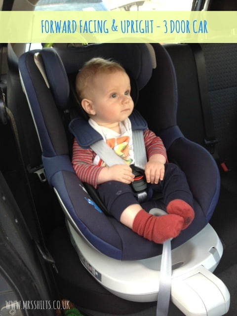 Britax DUALFIX review