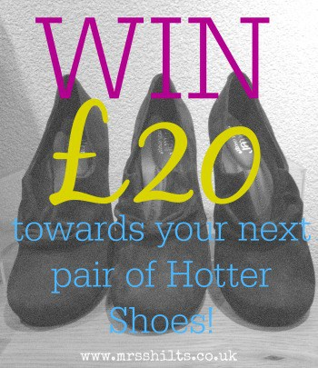 hotter giveaway