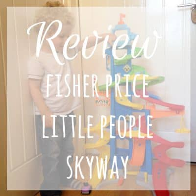 Fisher Price Little People Skyway