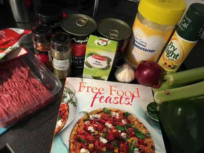 Life According To Mrsshilts Giveaway Slimming World Free Food Feasts Bundle Life According