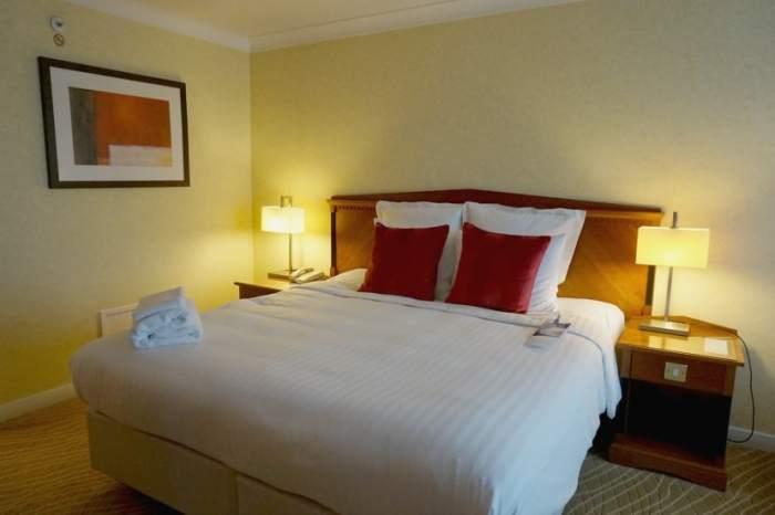Heathrow Windsor Marriott Hotel bedrooms