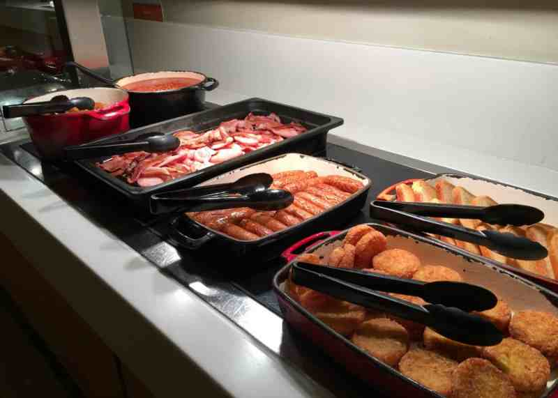 Breakfast Buffet The Deck Butlin's Bognor Regis