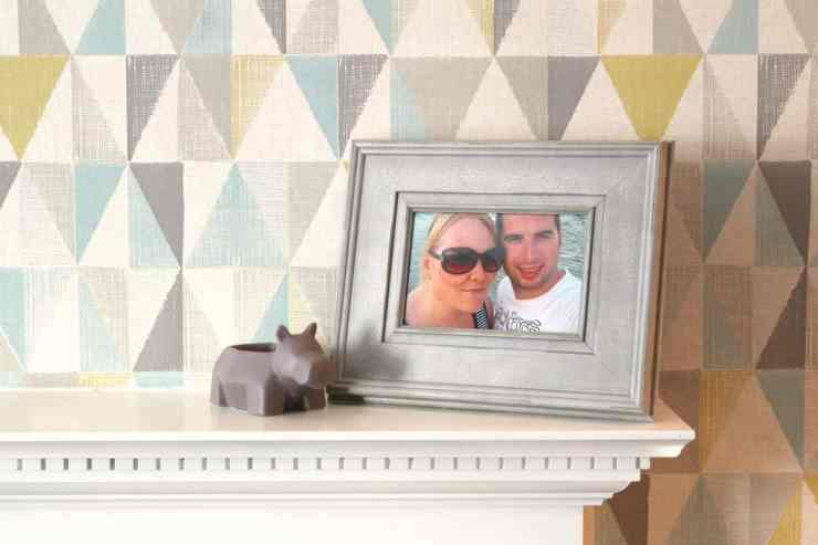 Shiltons frame living room redecoration