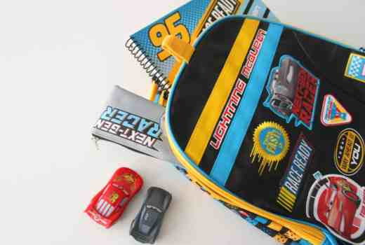 Disney Pixar Cars 3 Back to school