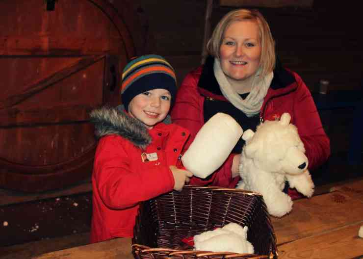 LaplandUK Polar Bears