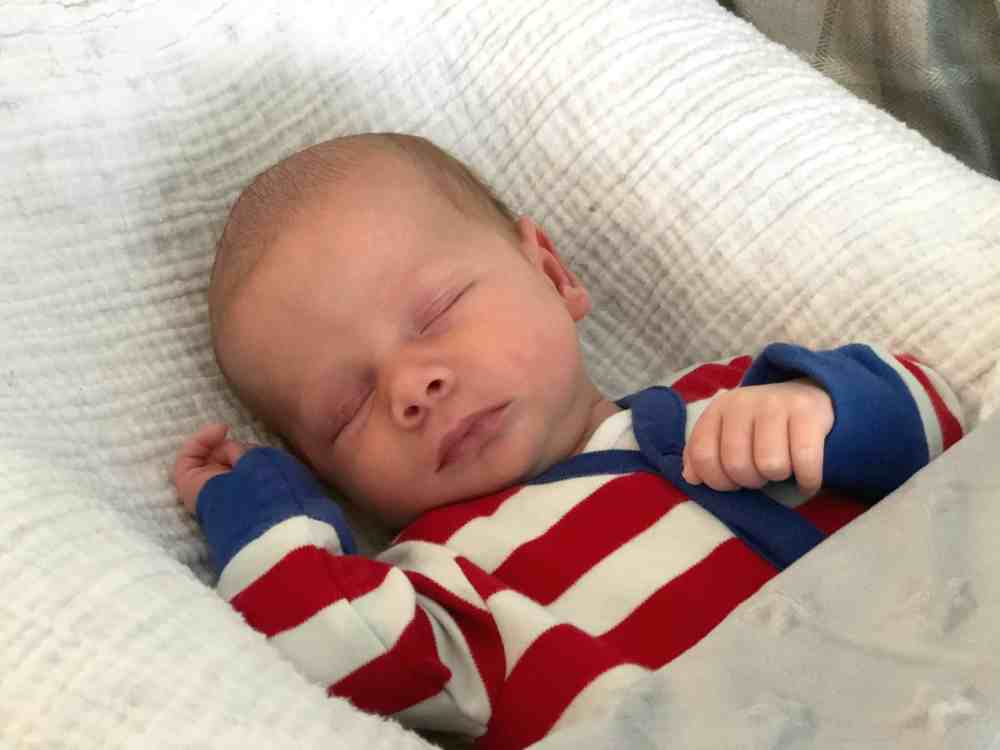 Freddie's first four weeks - Life According to MrsShilts
