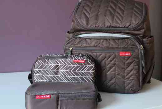 SkipHop Forma Changing Bag Diaper Bag